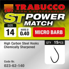 Trabucco trnki ST Power Match Micro Barb