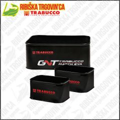 Trabucco Groundbait Bowl Set 1+2