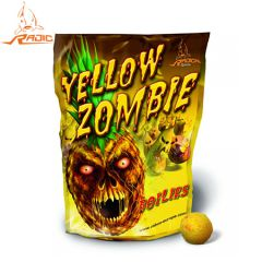 Radical boili Yellow Zombie - ananas 20mm
