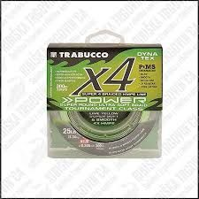 Trabucco Dyna Tex X4 Power 300m