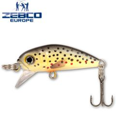 Zebco Gitec Trout Brown Trout 40mm