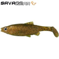Savage Gear River Paddle tail Roach 7,5cm 5gr