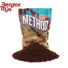 Benzar Mix Method peleti 2mm čokolada/pomaranča