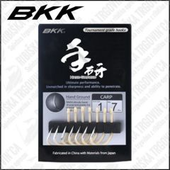 BKK Hand Ground Carp Hook