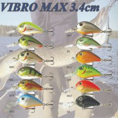 Goldy  Vibro Max 3,4cm/3,6gr FLOATING