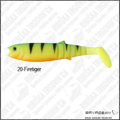Savage Gear Cannibal 12,5cm Firetiger