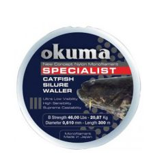 Okuma laks Catfish 300m/0,47mm