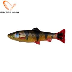 Savage Gear Craft Trout pulsetail Perch 16cm