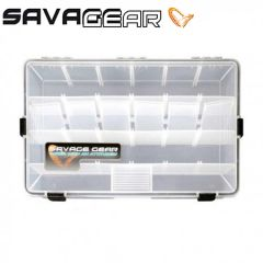 Savage Gear plastični box 35,5x23x18x9,2cm