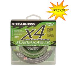 Trabucco X4 Super Braid 300m