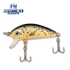 Zebco Gitec Perch Rainbow Trout 50mm