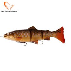 Savage Gear Lie Trout 20cm/98g Dark Brown MS