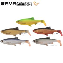 Savage Gear River Paddle tail Roach 18cm 70gr
